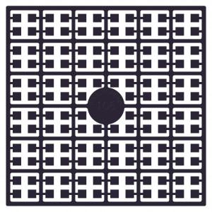 Image of   Pixelhobby Midi Perler 106 Lilla Violet 2x2mm - 144 pixels