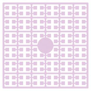 Image of   Pixelhobby Midi Perler 105 Lys Violet 2x2mm - 144 pixels