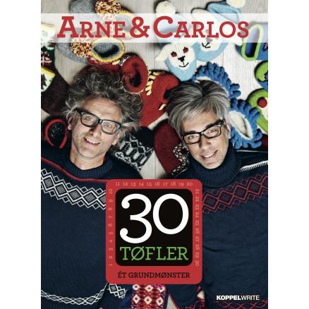 Image of   30 tøfler - Bog af Arne Nerjordet og Carlos Zachrison