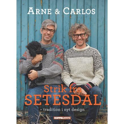 Image of   Strik fra Setesdal - Bog af Arne Nerjordet og Carlos Zachrison