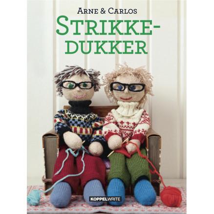 Image of   Strikkedukker - Bog af Arne Nerjordet og Carlos Zachrison
