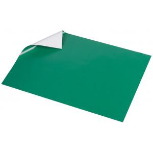 Glanspapir Grøn 50x35cm 80g - 5 ark