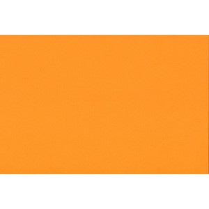 Præget Papir Orange 30,5x30,5cm - 25 ark