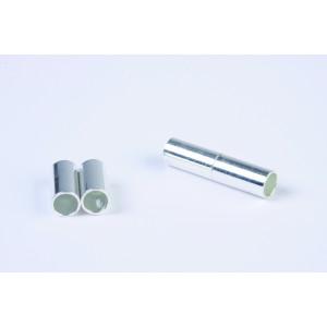 Smykke Magnetlås Sølv 4x21mm - 2 stk
