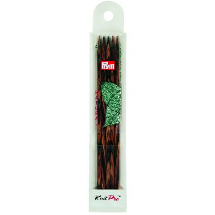 Knitpro Strømpepinde Træ 15cm 2.50mm / 5.9in Us1½
