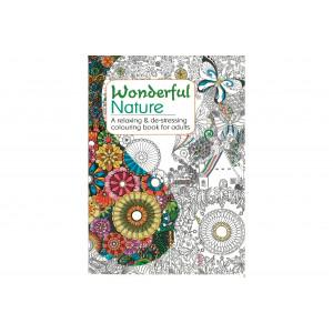 Malebog Natur A4 - 32 sider