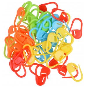 Infinity Hearts Maskemarkører Ass. farver 22mm - 50 stk