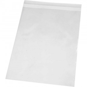 Cellofanpose, B: 18 cm, H: 25,3 cm, 200stk., 25 my