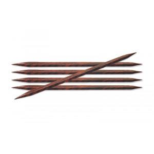 Image of   KnitPro Cubics Strømpepinde Træ 15cm 4,00mm / 5.9inUS6