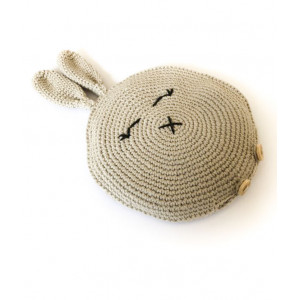 Kanin Varmepude af Winthersdesign - Varmepude Hækleopskrift