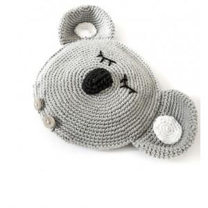 Koala Varmepude af Winthersdesign - Varmepude Hækleopskrift