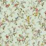 Spring Meadow Bomuldslærred Stof 110cm 490 Blomster - 50cm