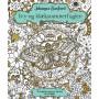 Ivy og blæksommerfuglen - Malebog af Johanna Basford