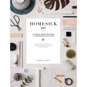 Homesick DIY - Bog af Camilla Marie H Jespersen, Tatiana Nyborg Christ