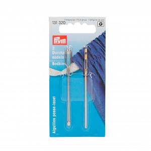 Prym Træknåle Stål Sølv 70mm - 2 stk
