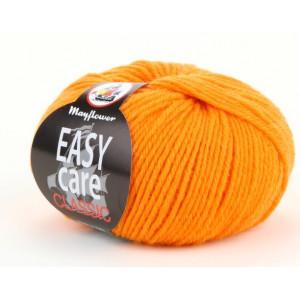Mayflower – Mayflower easy care classic garn unicolor 222 orange fra rito.dk