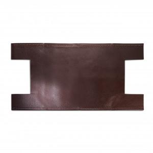Prym Taskebund Eve Imiteret Læder Mørkebrun 50x21x8cm
