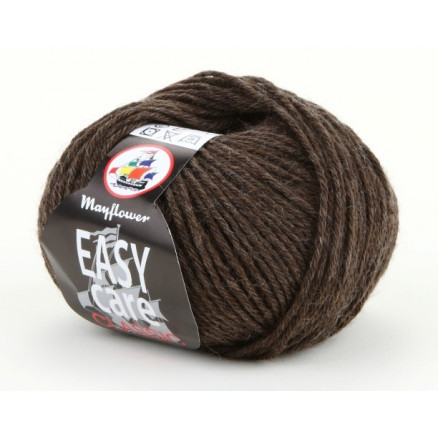 Image of   Mayflower Easy Care Classic Garn Mix 251 Brun