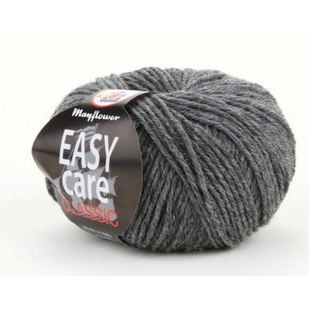 Image of   Mayflower Easy Care Classic Garn Mix 253 Grå