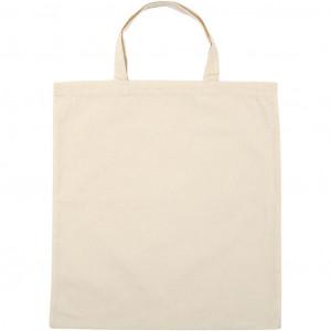 Mulepose, str. 38x42 cm, 135 g/m2, lys natur, 5stk.