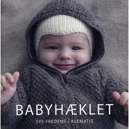 Image of   Babyhæklet - Bog af Sys Fredens