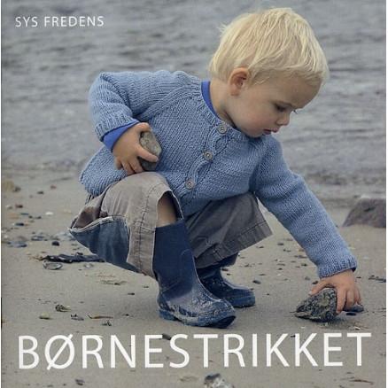 Image of   Børnestrikket - Bog af Sys Fredens