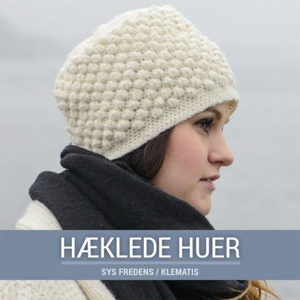 Image of   Hæklede huer - Bog af Sys Fredens