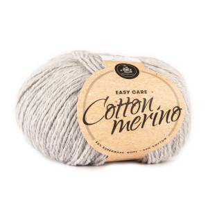 Mayflower Easy Care Cotton Merino Garn Mix 203 Lys Grå