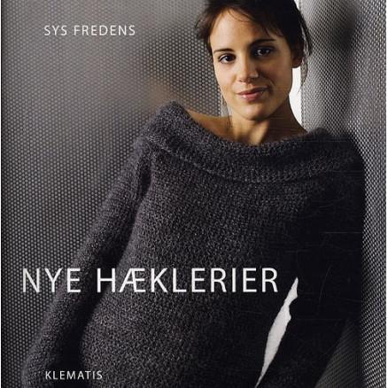 Image of   Nye hæklerier - Bog af Sys Fredens