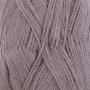 Drops BabyAlpaca Silk Garn Unicolor 4314 Grålilla