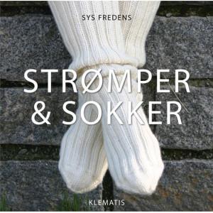 Strømper og sokker - Bog af Sys Fredens