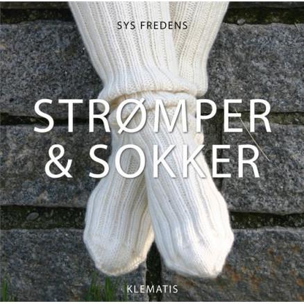 Image of   Strømper og sokker - Bog af Sys Fredens