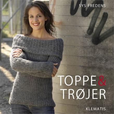 Image of   Toppe og trøjer - Bog af Sys Fredens