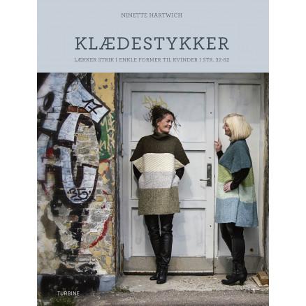 Image of   Klædestykker - Bog af Ninette Hartwich