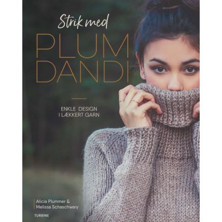 Image of   Strik med Plum Dandi - Bog af Alicia Plummer & Melissa Schaschwary
