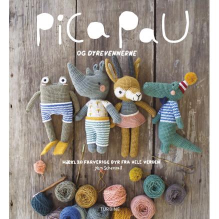 Image of   Pica Pau og dyrevennerne - Bog af Yan Schenkel