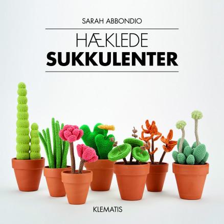 Image of   Hæklede sukkulenter - Bog af Sarah Abbondio