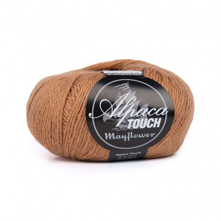 Mayflower Alpaca Touch Garn Unicolor 19 Camel thumbnail