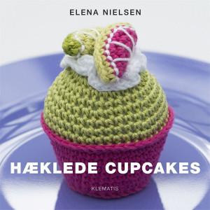 Hæklede cupcakes - Bog af Elena Nielsen