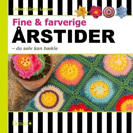 Image of   Fine og farverige årstider - du selv kan hækle - Bog af Lisbet Lücke L