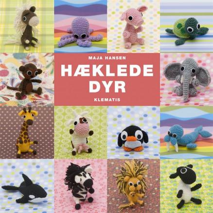 Image of   Hæklede dyr - Bog af Maja Hansen