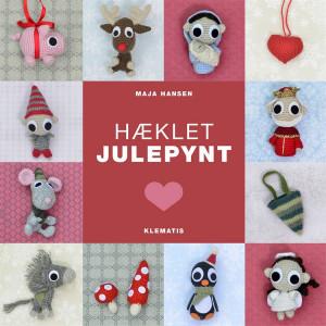 Hæklet julepynt - Bog af Maja Hansen