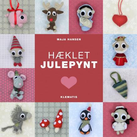 Image of   Hæklet julepynt - Bog af Maja Hansen