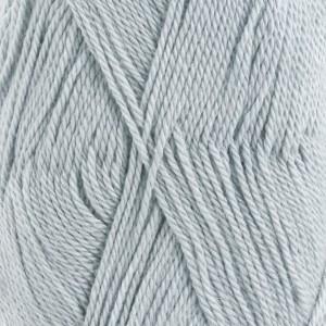 Drops BabyAlpaca Silk Garn Unicolor 8112 Isblå