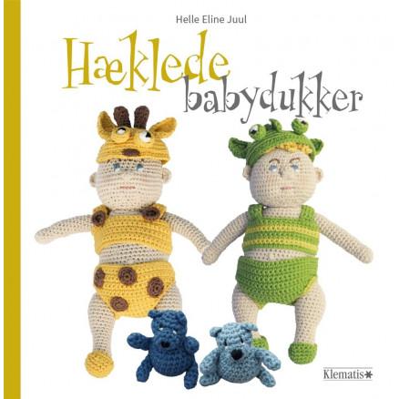 Image of   Hæklede babydukker - Bog af Helle Eline Juul
