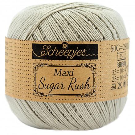 Image of   Scheepjes Maxi Sugar Rush Garn Unicolor 248 Champagne