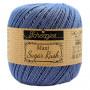 Scheepjes Maxi Sugar Rush Garn Unicolor 261 Capri Blue