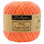 Scheepjes Maxi Sugar Rush Garn Unicolor 410 Rich Coral