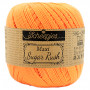 Scheepjes Maxi Sugar Rush Garn Unicolor 411 Sweet Orange