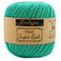 Scheepjes Maxi Sugar Rush Garn Unicolor 514 Jade